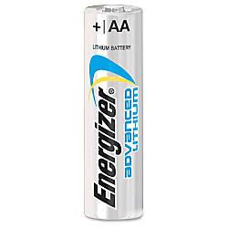 Energizer AA Advanced Lithium AA Batteries