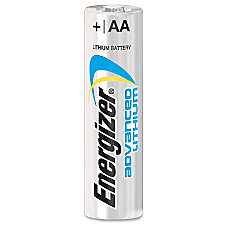 Energizer AA Advanced Lithium AA Batteries