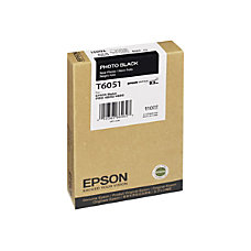 Epson T6051 110 ml photo black