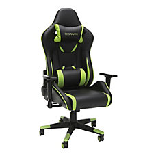 Respawn 120 Racing Style Leather Gaming