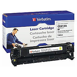 Verbatim Remanufactured Laser Toner Cartridge alternative
