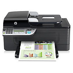 hp officejet 4500 wireless color all in one printer copier scanner fax officemax 22289122