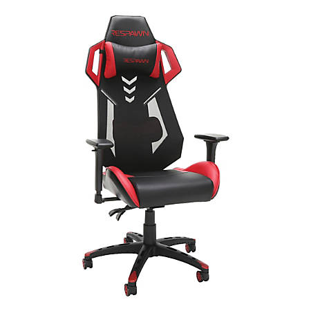 Respawn 200 Racing-Style Gaming Chair, Red/Black