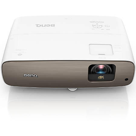 BenQ HT3550 3D Ready DLP Projector - 16:9 - 3840 x 2160 - Front - 2160p - 4000 Hour Normal Mode - 10000 Hour Economy Mode - 4K UHD - 30,000:1 - 2000 lm - HDMI - USB
