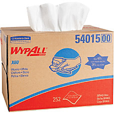 Wypall X60 Cloths 1250 x 1680