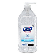 Purell Instant Hand Sanitizer Economy Size