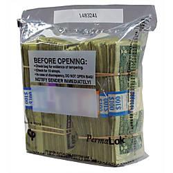 PermaLOK Tamper Evident Strap Bags 9