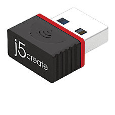 j5create Wireless N USB Mini Adapter
