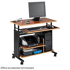 Safco Muv Adjustable Mini Tower Workstation