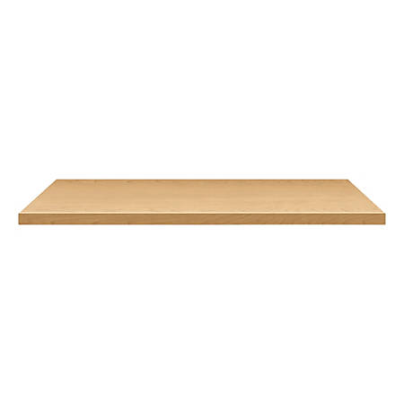 "HON Between Table Top, Square, 42""D - Natural Maple Square Top - 42"" Table Top Width x 42"" Table Top Depth x 1.13"" Table Top Thickness"