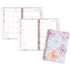 AT A GLANCE Cecilia WeeklyMonthly Planner