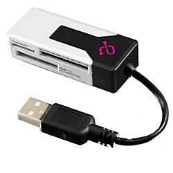 Aluratek MicroSD MiniSD USB20 Multi Media