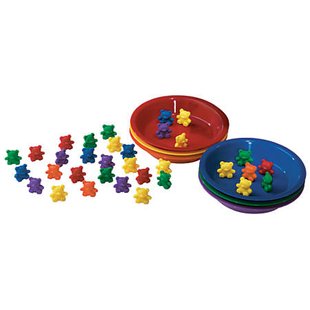 Learning Resources Baby Bear™ Sorting Set, Grades Pre-K-3