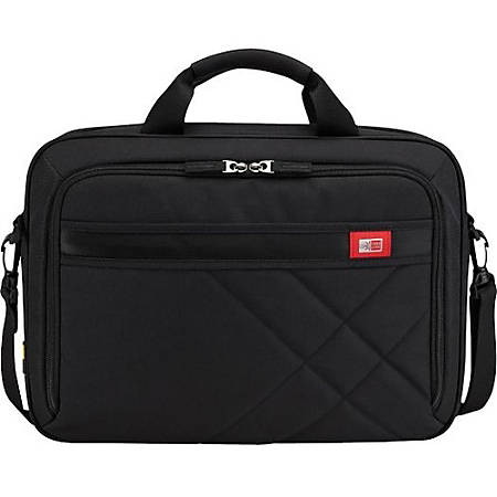 "Case Logic Black 15.6"" Laptop Case"