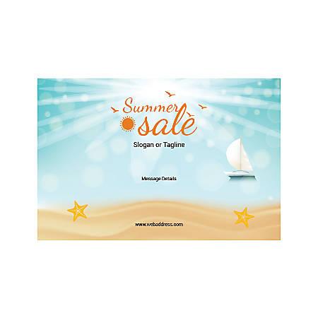 Banner, Sunny Beach, Horizontal