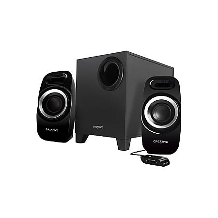 Creative Inspire T3300 25W 2.1 Speaker System