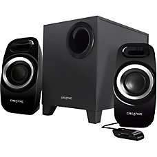 Creative Inspire T3300 21 Speaker System