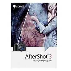 Corel Aftershot 3 Standard Download Version