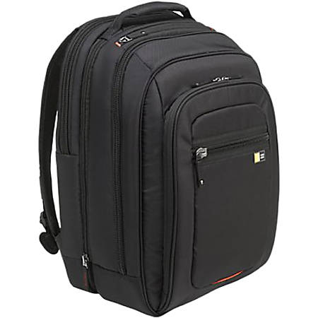 "Case Logic ZLBS-216 Carrying Case (Backpack) for 16"" iPad, Notebook, Tablet PC - Black"