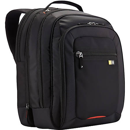 """Case Logic Carrying Case Backpack For 16"""" Apple® iPad®, Black"""
