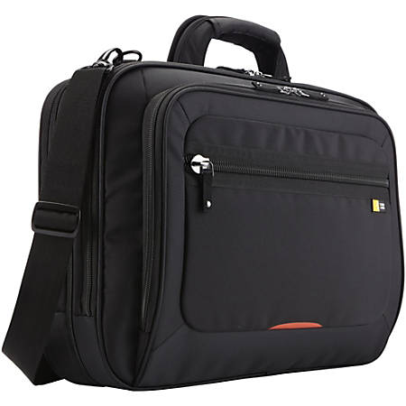 "Case Logic Carrying Case for 17"" Notebook, iPad, Tablet PC - Black"
