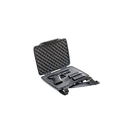 Pelican ProGear P1075 Carrying Case Pistol, Handgun Magazine, Accessories - Black