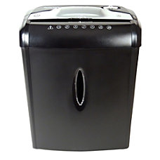 Aurora 7 Sheet Cross Cut Shredder