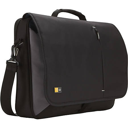 Case Logic®Laptop Messenger Bag, Black