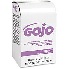 Gojo Bag in Box Moisturizing Hand