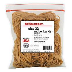 Office Depot Brand Rubber Bands 32