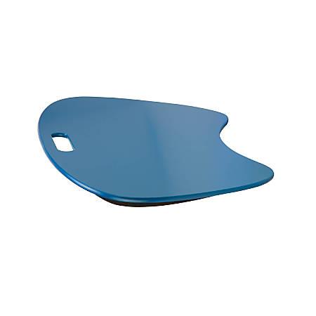 "Honey-Can-Do Portable Lap Desk, 2 9/16""H x 15 3/4""W x 23 1/4""D, Indigo Blue, TBL-06321"