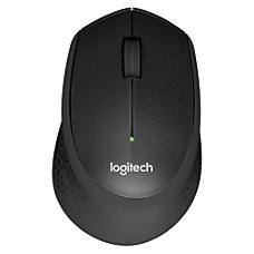 Logitech M330 Silent Plus Wireless Mouse