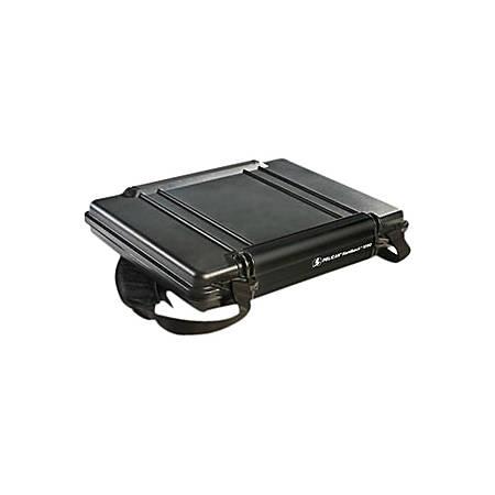 Pelican 1095CC Hardback Laptop Case with Laptop Liner, Black