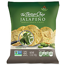 The Better Chip Jalapeno Chips Gluten