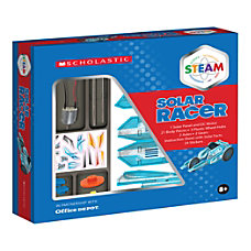 Scholastic STEAM Solar Racer Activity Kit