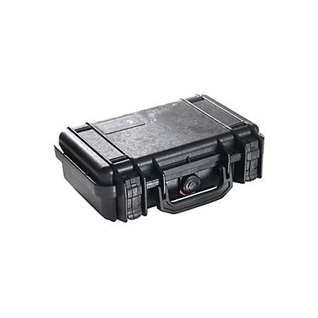 Pelican 1170 Case with Foam, Black