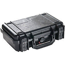 Pelican 1170 Case with Foam Black