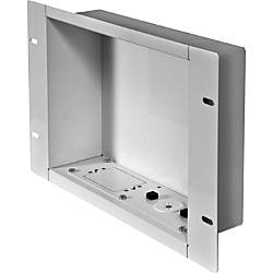 Peerless AV Recessed Cable Managementand Power