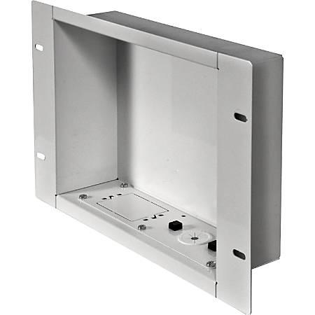 Peerless-AV Recessed Cable Managementand Power Storage Accessory Box