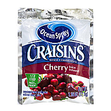 Ocean Spray Craisins Dried Cranberries Cherry