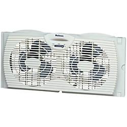 Holmes Twin Window Fan with Reversible