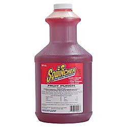 Sqwincher ZERO Liquid Concentrate Fruit Punch