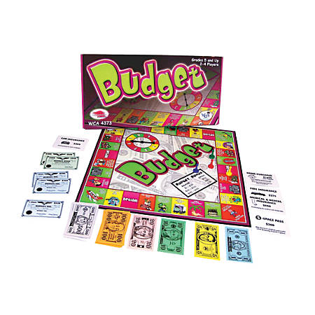 Learning Advantage™ The Budget Game