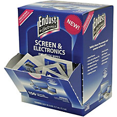Endust ScreenElectronics Clean Wipes For Smartphone