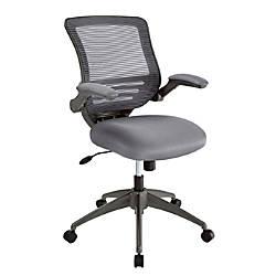Realspace Calusa Mesh Mid Back Chair