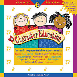 Creative Teaching Press Character Education CD