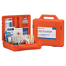 First Aid Only Weatherproof 215 Piece