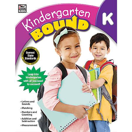 Thinking Kids™ Bound Workbook, Kindergarten