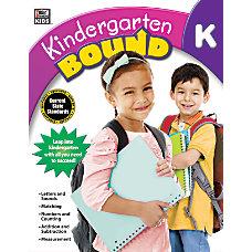 Thinking Kids Bound Workbook Kindergarten