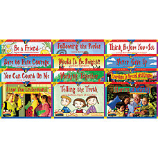 Creative Teaching Press Primary Character Education